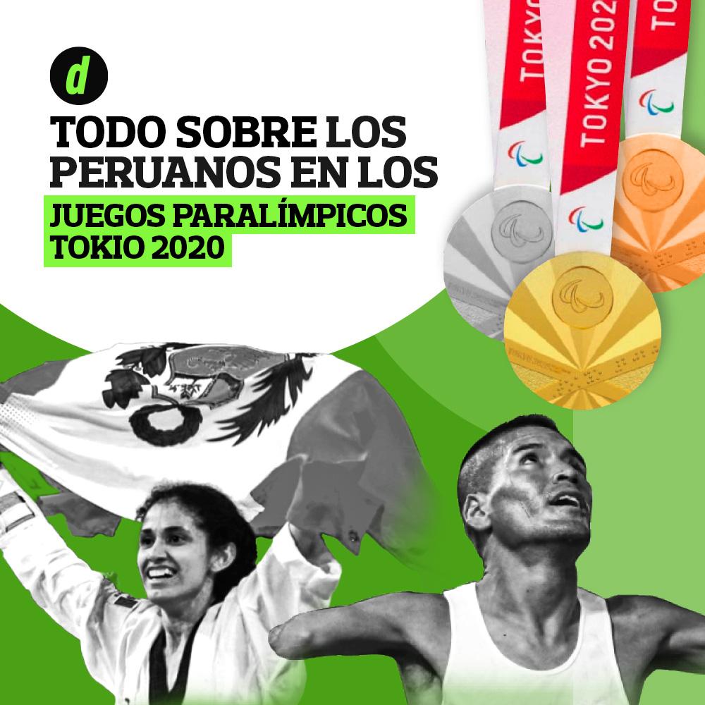 Juegos Paralímpicos Tokyo 2020: Perú lleva la delegación más grande de la historia