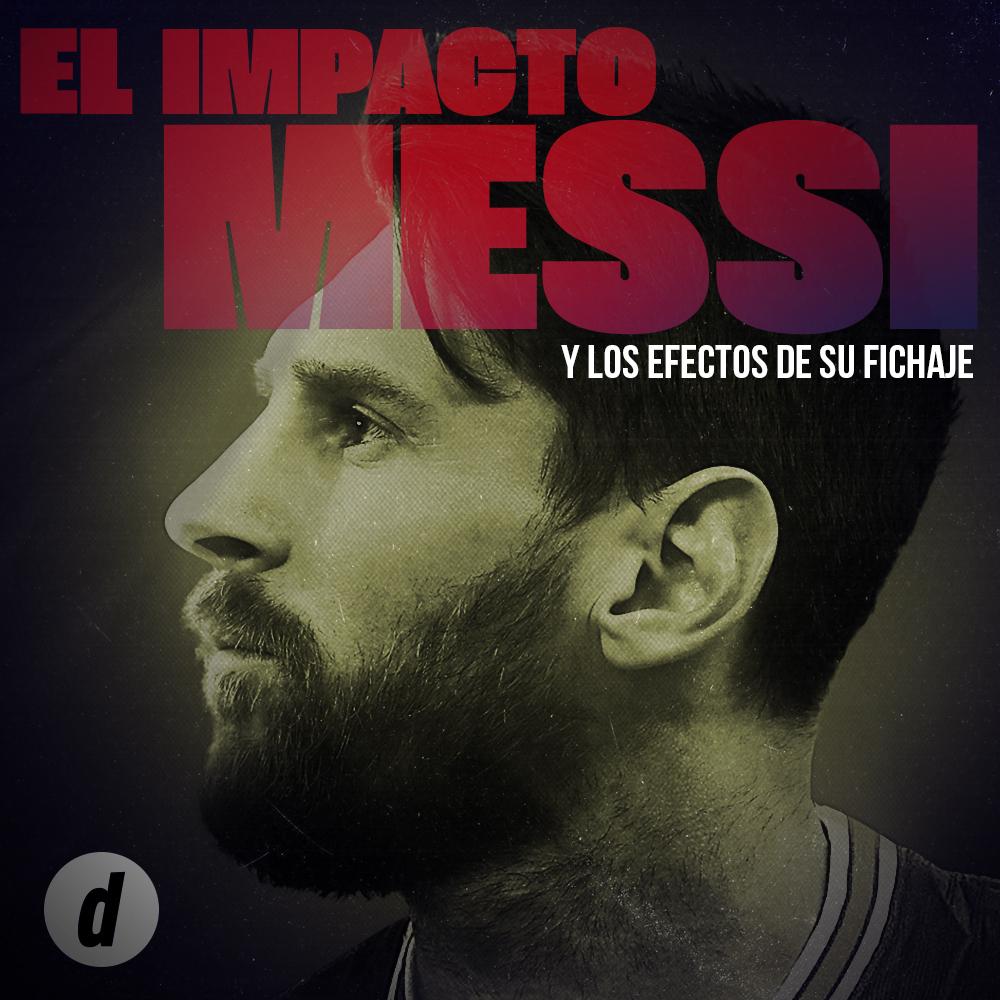 Lionel Messi impacto económico