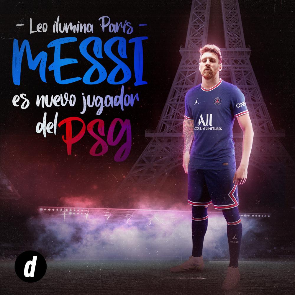 Lionel Messi: todo lo que debes de saber sobre su fichaje al PSG
