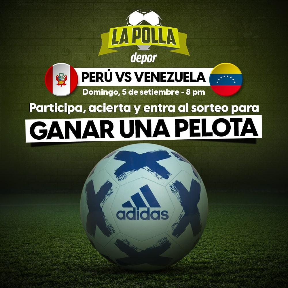 Polla Perú vs. Venezuela