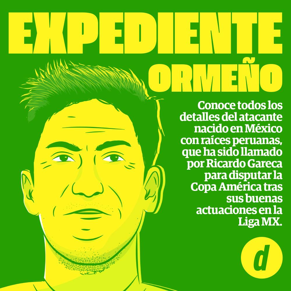 Selección Peruana: conoce todo sobre Santiago Ormeño