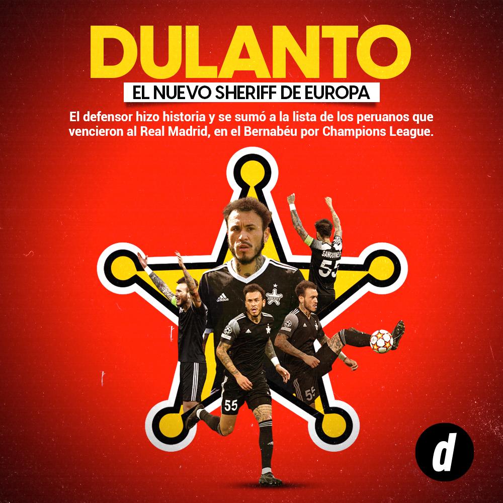 FC Sheriff Tiraspol: curiosidades del club del peruano Gustavo Dulanto, equipo que hizo historia en Champions League al vencer al Real Madrid