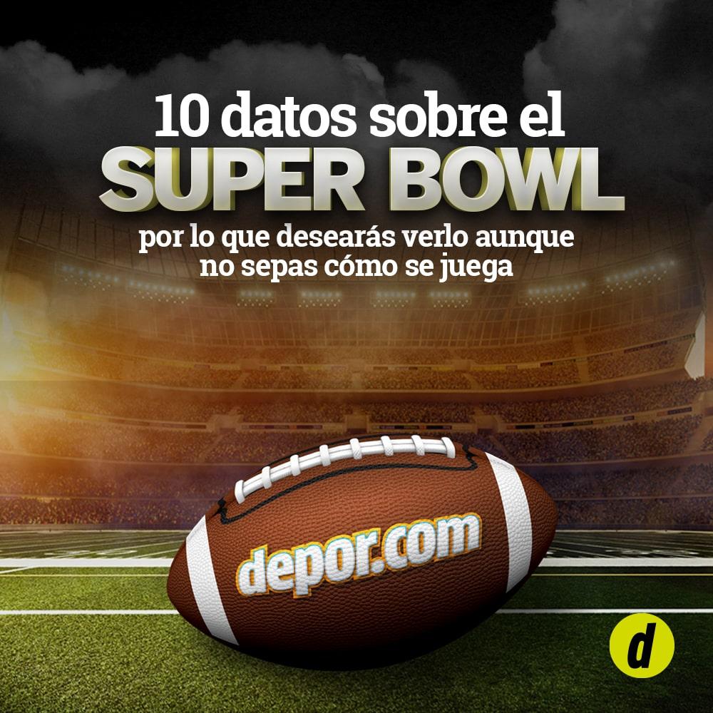 Super Bowl: 10 curiosidades