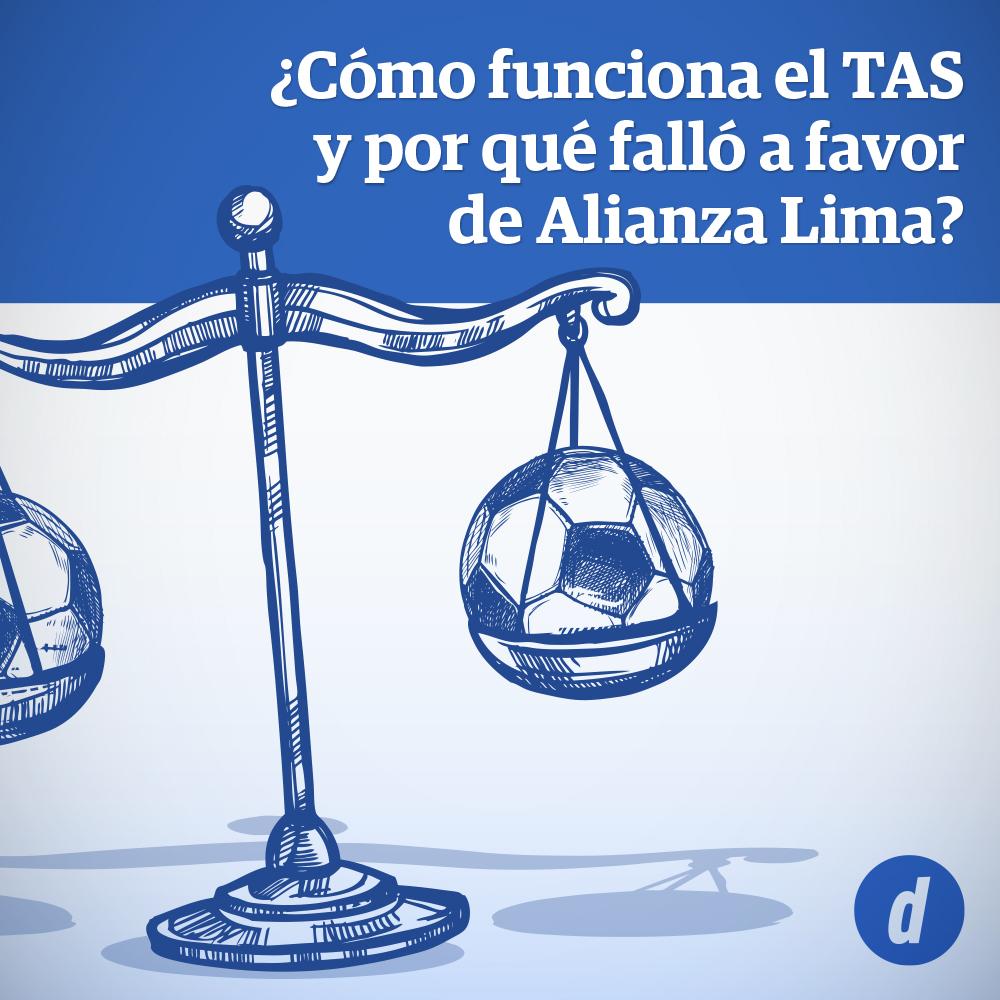 ¿Por qué el TAS falló a favor de Alianza Lima?
