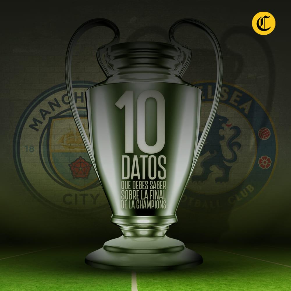 10 datos de Final Champions League