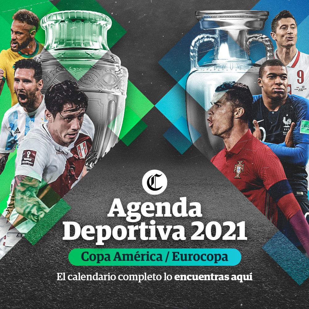 Agenda Deportiva: Copa America y Eurocopa