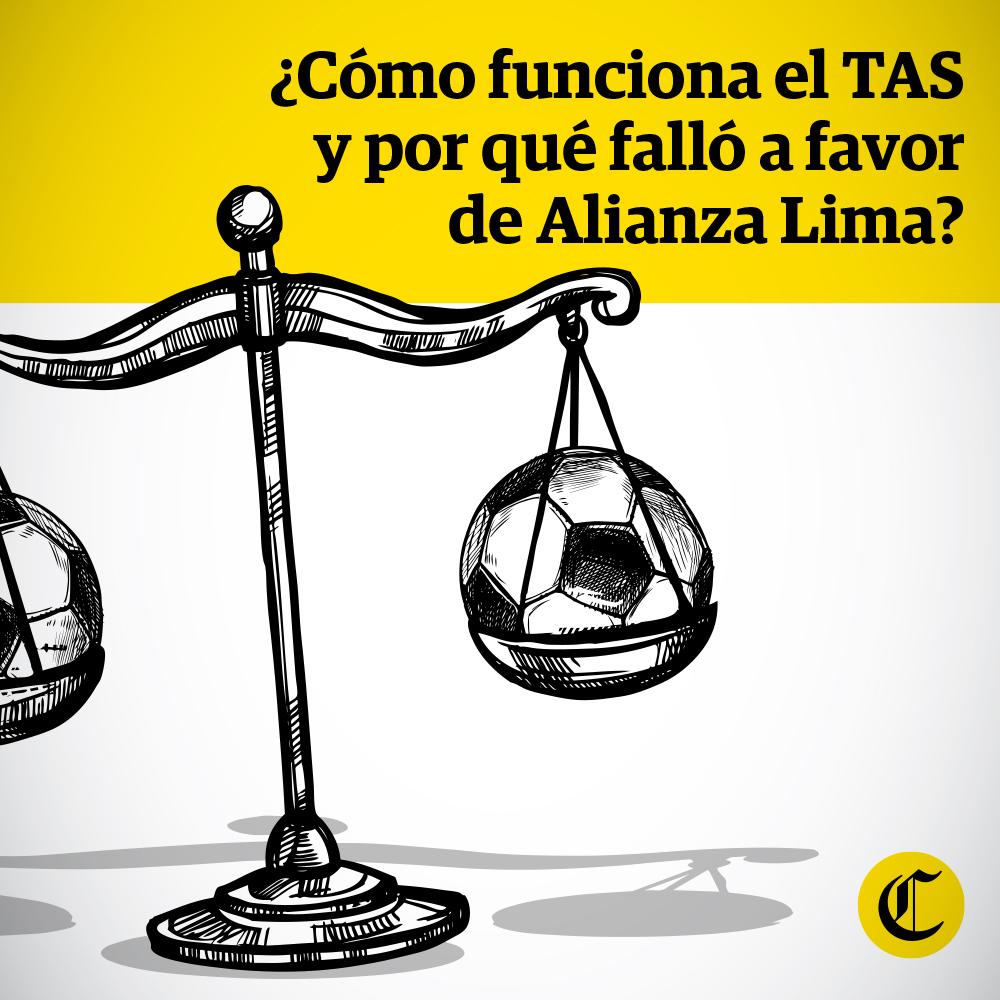 ¿Cómo funciona el TAS y por qué falló a favor de Alianza Lima?