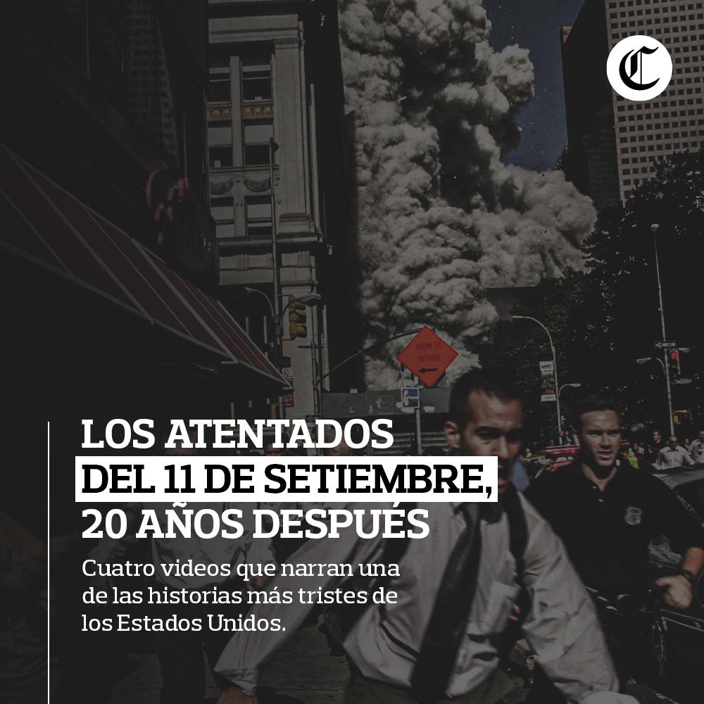 Los atentados del 11S, 20 años después   El Comercio Perú