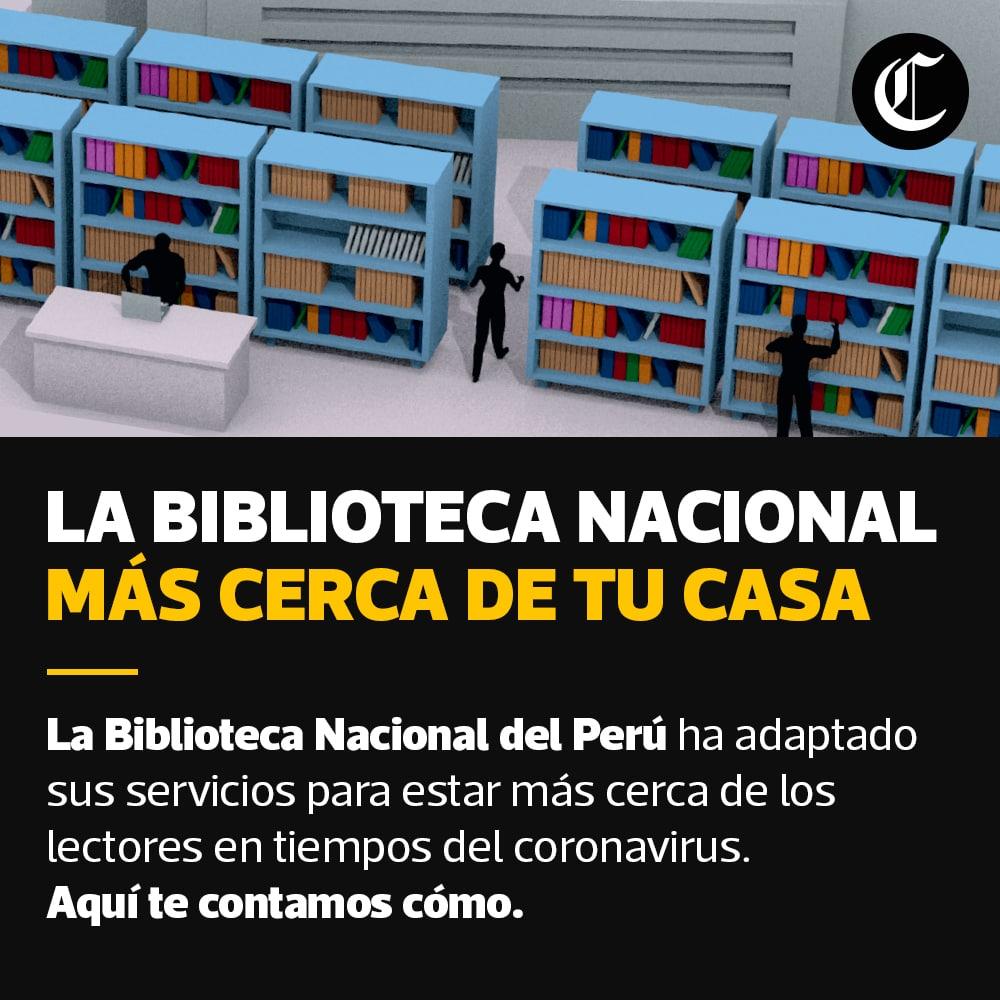 La Biblioteca Nacional más cerca de tu casa