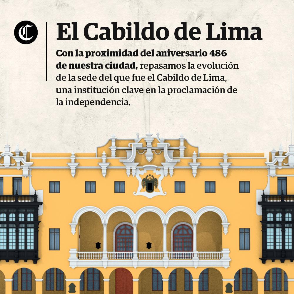Evolución del palacio municipal