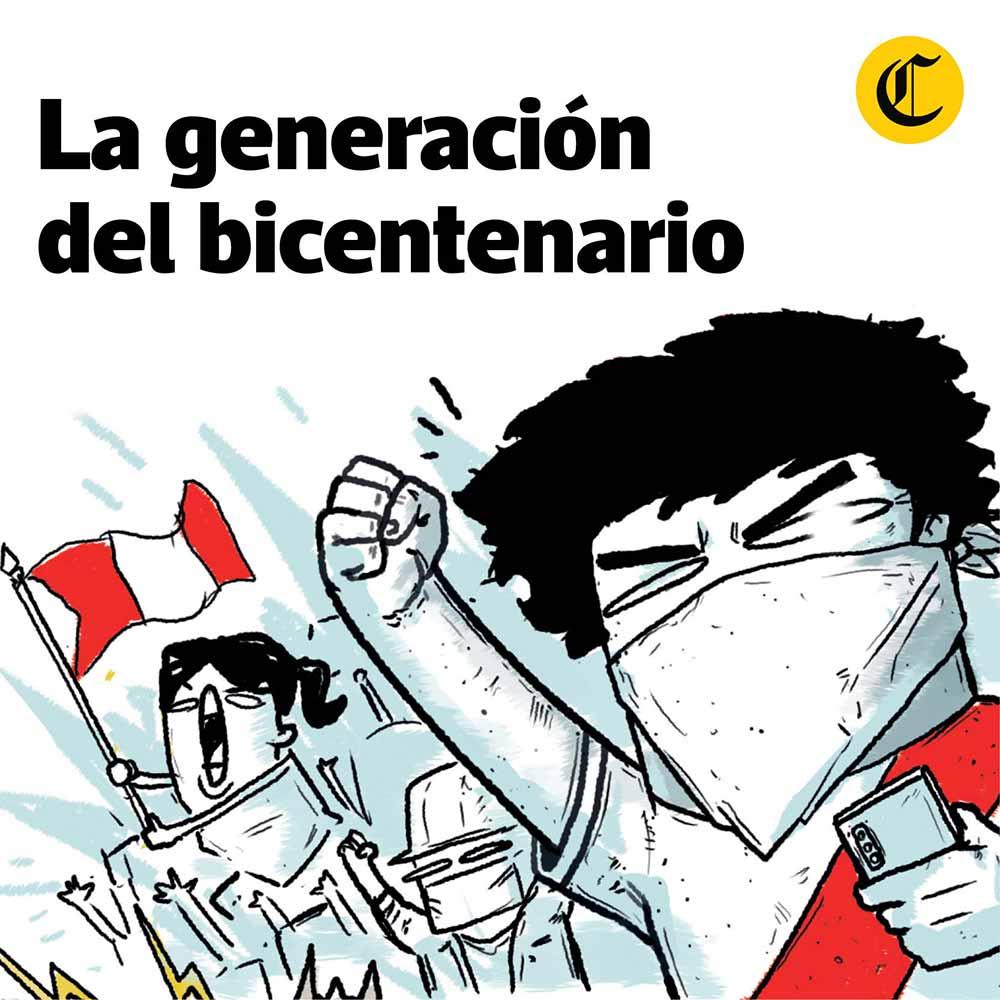Comic Generación del bicentenario