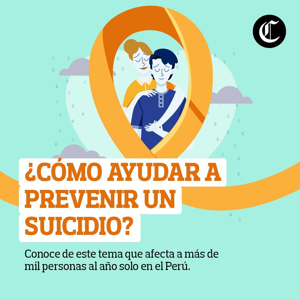 ¿Cómo ayudar a prevenir un suicidio?
