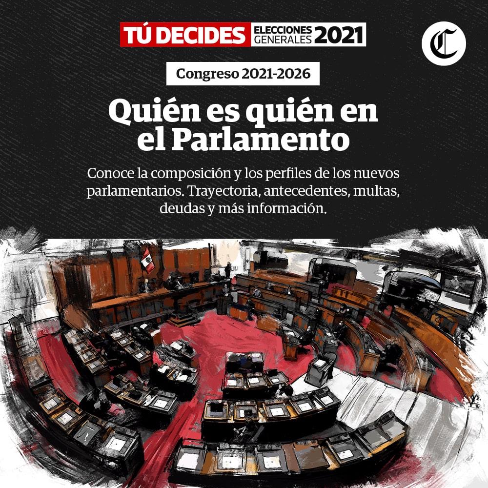 Congreso 2021 - 2026