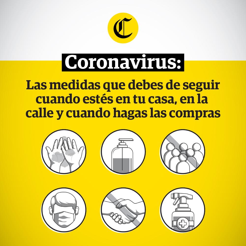 Consejos contra el Covid-19