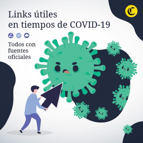Links útiles en tiempos de COVID-19