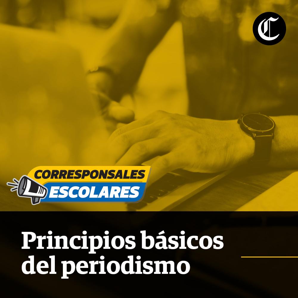 Principios básicos del periodismo