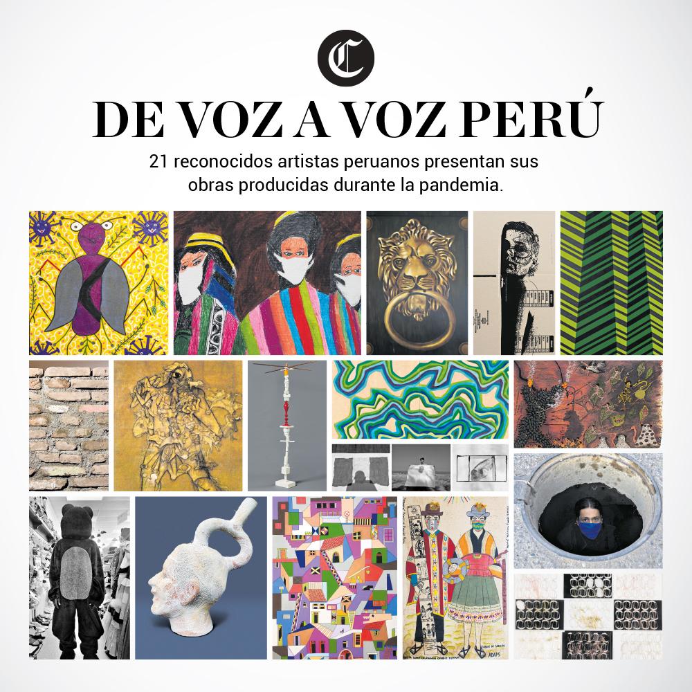 De Voz a Voz Perú - Arte Peruano