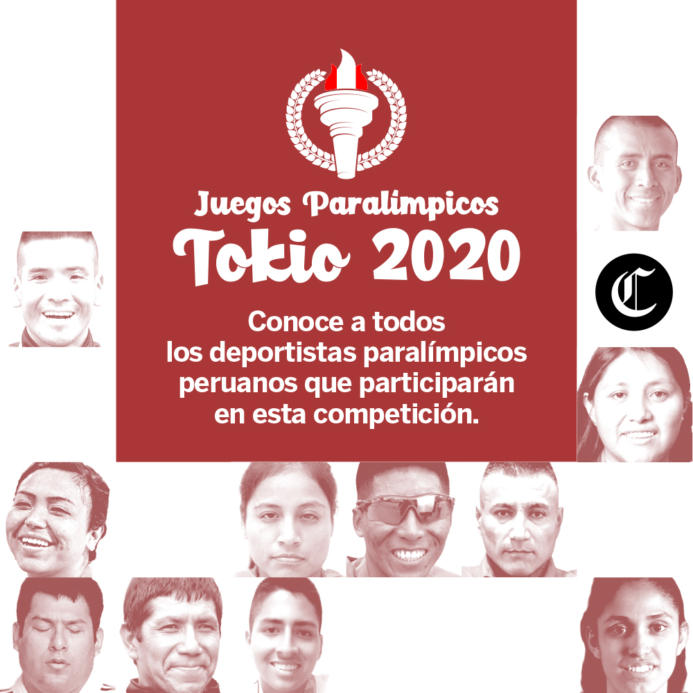 Deportistas peruanos paraolimpicos
