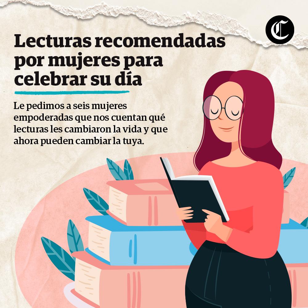 Lecturas recomendadas por mujeres