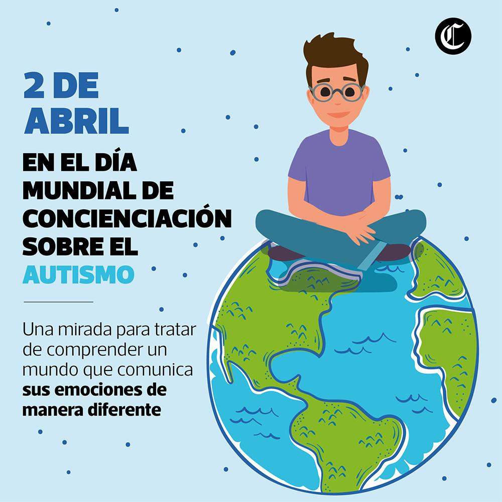 Día Internacional del Autismo - 2 de abril
