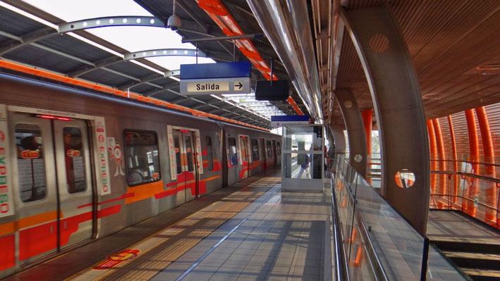 Metro Santiago