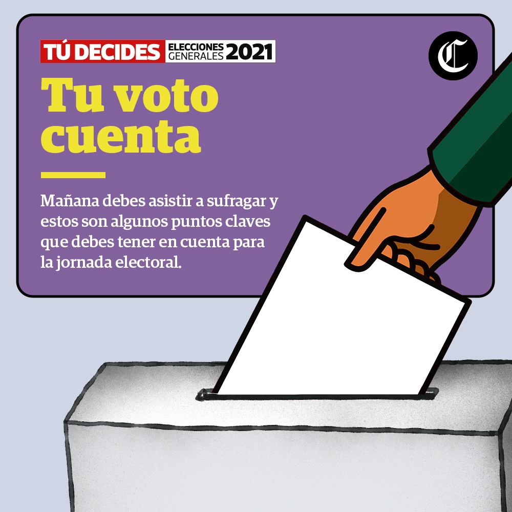 Tu voto cuenta