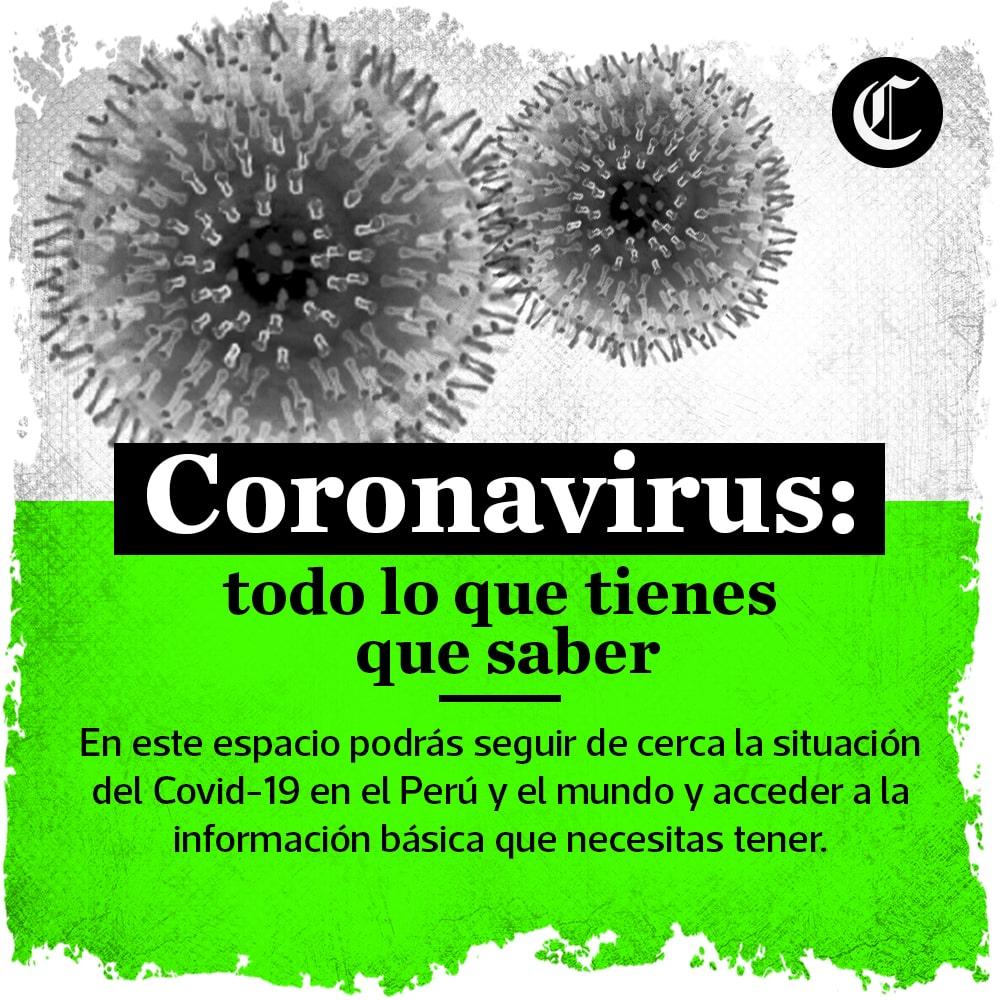 Coronavirus: todo lo que tienes que saber