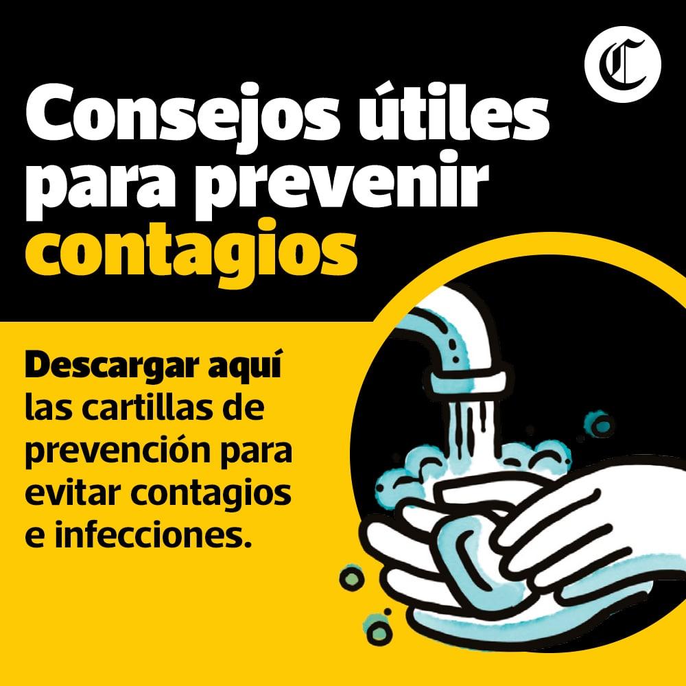 Consejos útiles para prevenir contagios