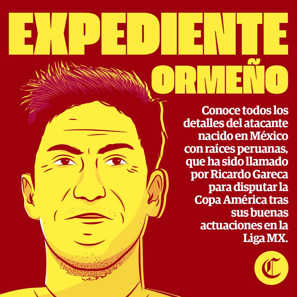 Expediente Santiago Ormeño
