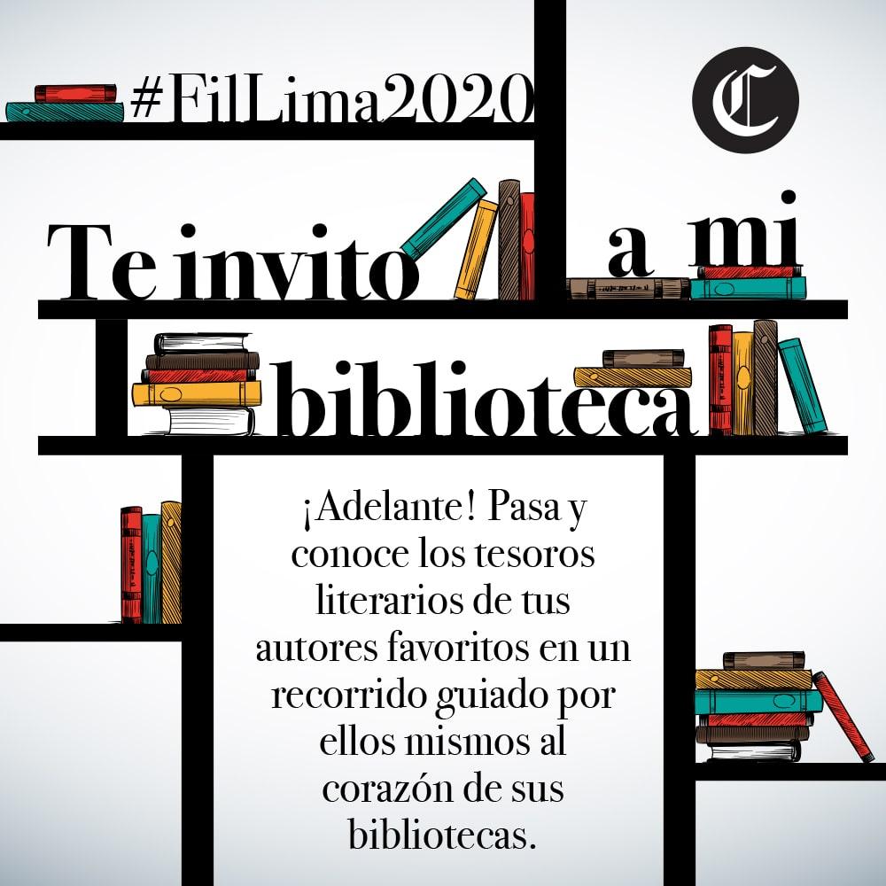 Feria del libro: Te invito a mi biblioteca