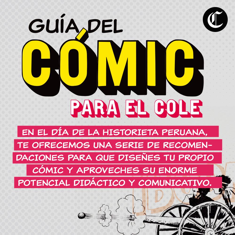 Guía del Comic