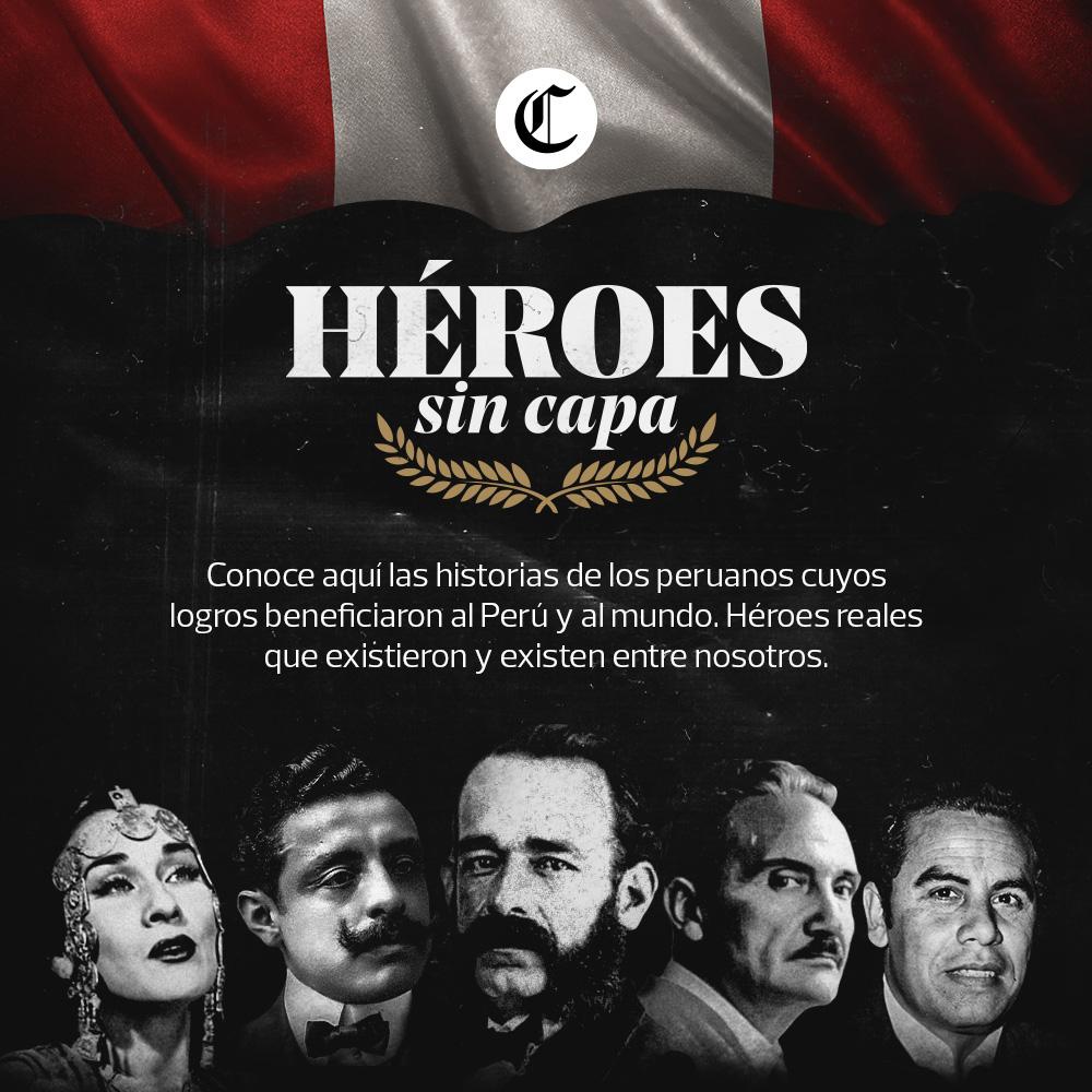 Héroes sin capa en el Perú