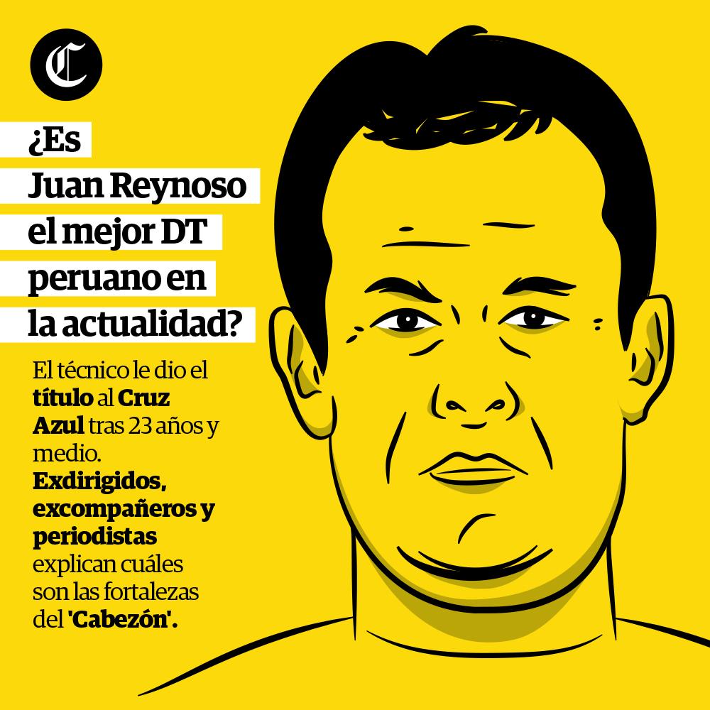 Juan Reynoso: ¿Es el mejor DT peruano en la actualidad?