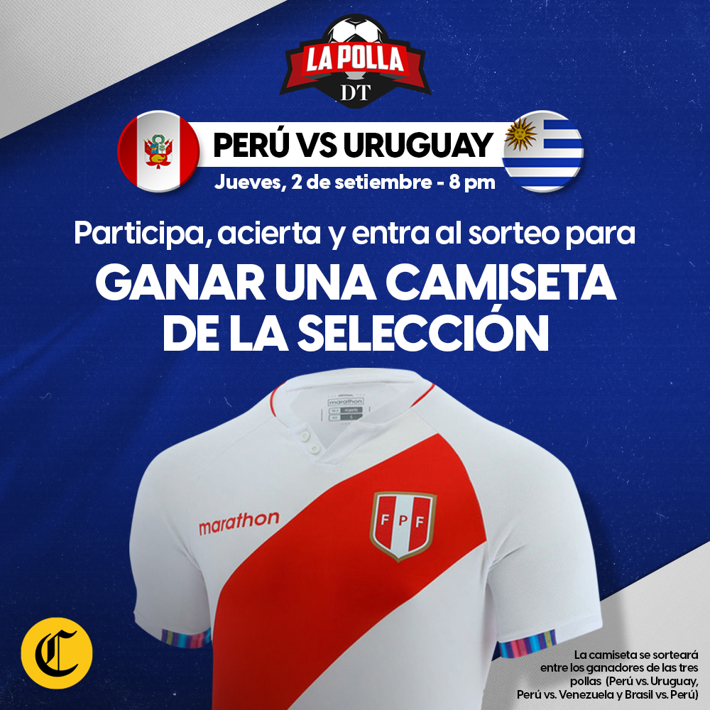 Polla - Perú vs Uruguay