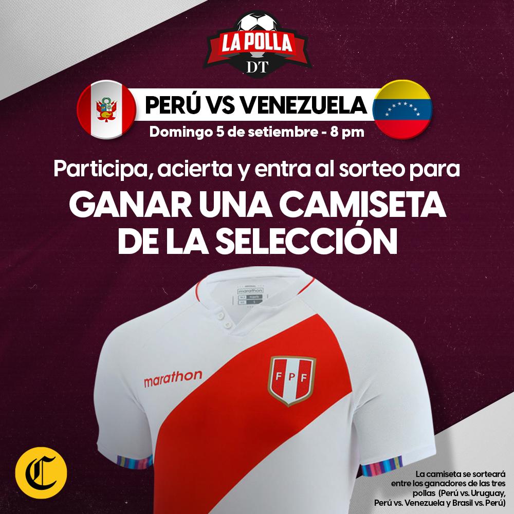 Polla - Perú vs Venezuela