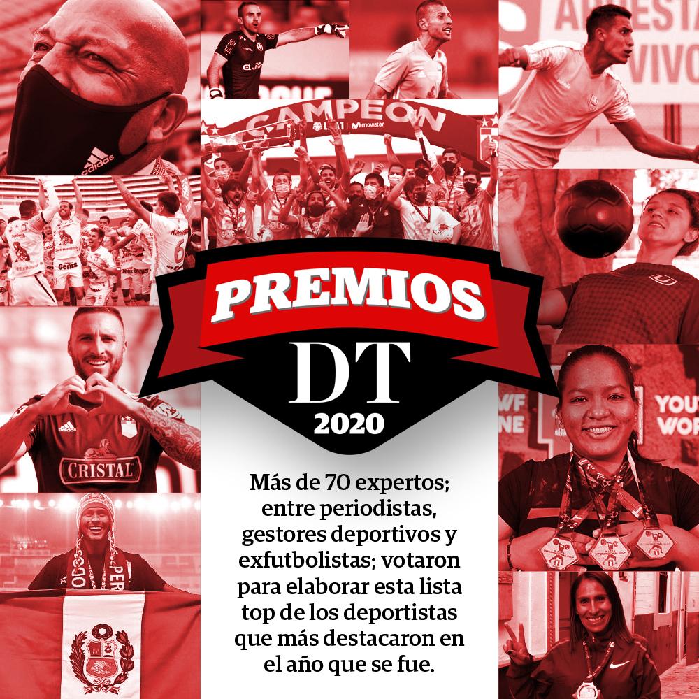 Premios DT 2020