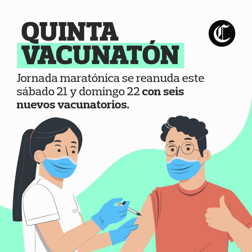 Quinta Vacunatón