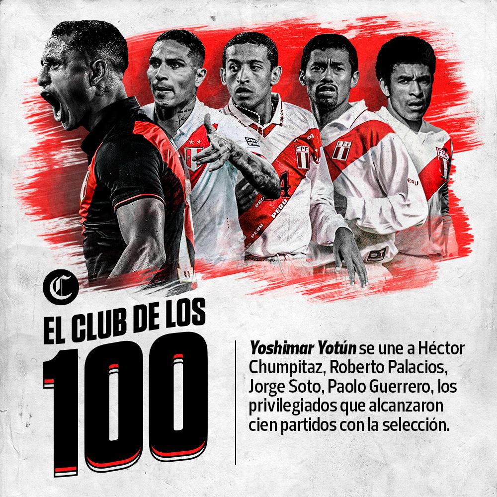 El club de los 100