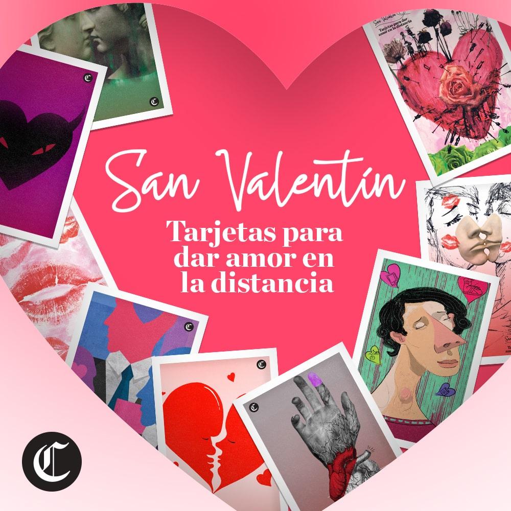Tarjetas por el Día de San Valentín