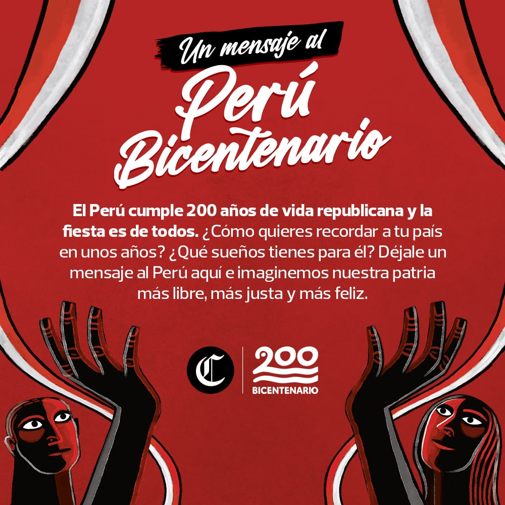 Un Mensaje al Perú Bicentenario