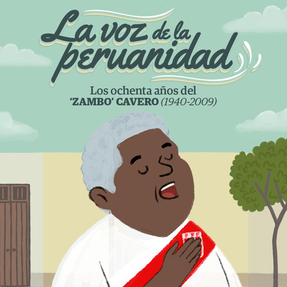 Los 80 años del 'Zambo' Cavero